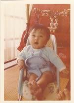 出生から幼児期